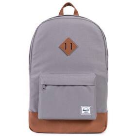 Herschel Heritage Backpack Unisex, grey/tan